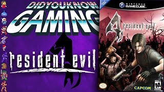 Resident Evil 4 - Did You Know Gaming? Feat. Scott The Woz