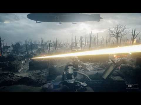 《戰地風雲1》 單人劇情 序章鋼鐵風暴1080p 60ᶠᵖˢᴴᴰ