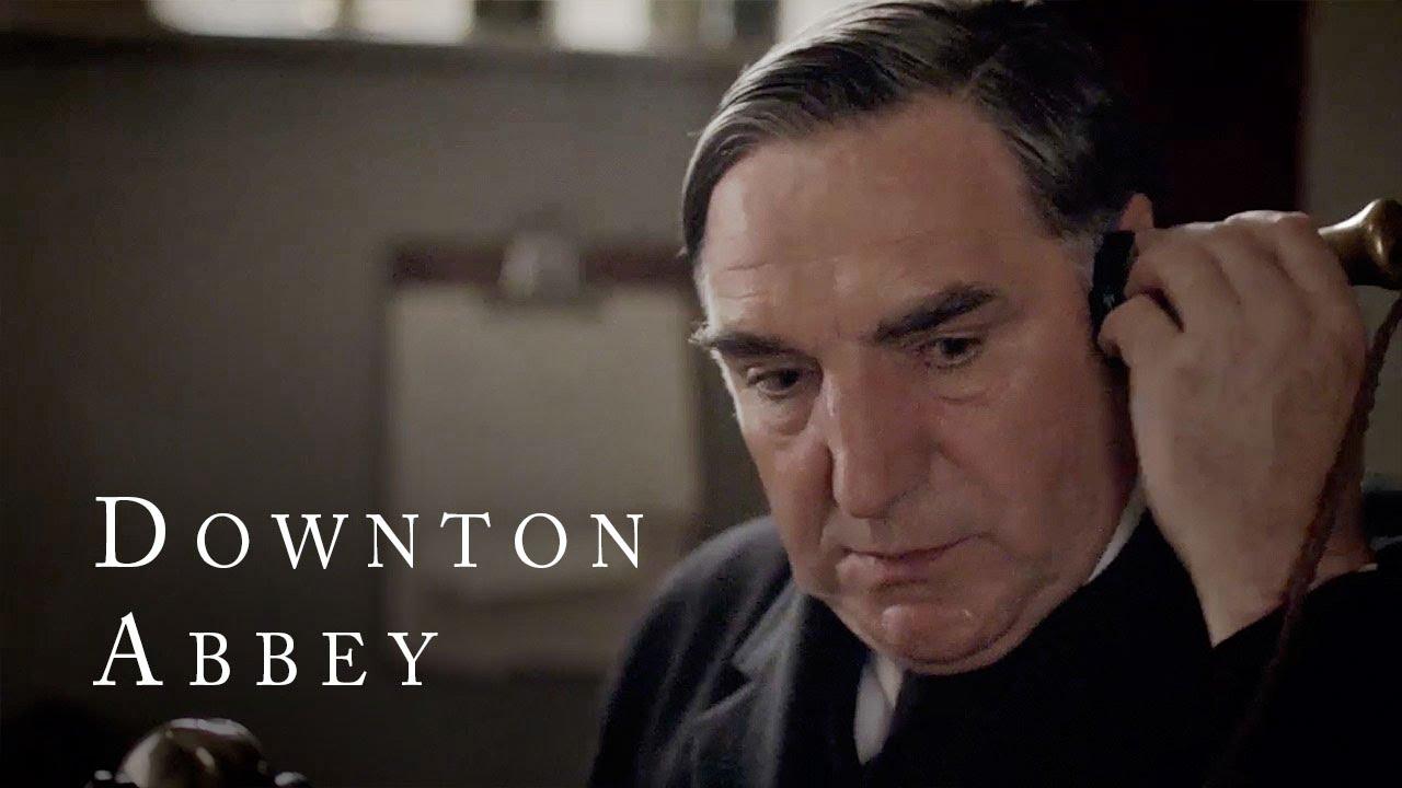 The Telephone Arrives at Downton   Downton Abbey   Season 5