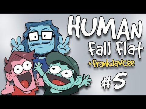 Human Fall Flat (ft. FrankJavCee) - EP 5: Little Brazilian Boy