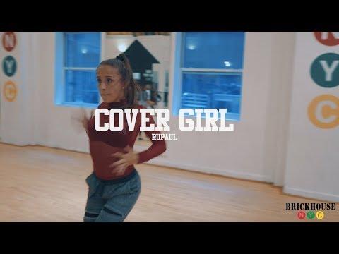COVER GIRL  RU PAUL  Miles Keeney Choreography