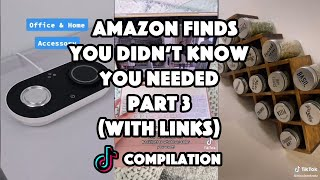 Amazon Finds You Didn't Know You Needed Part 3 TikTok Compilation