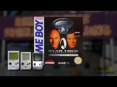 Gameplay : Star Trek Beyond the Nexus [Gameboy]