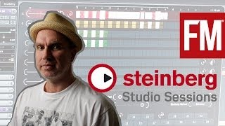 Steinberg Studio Sessions EP04 - Luke Solomon