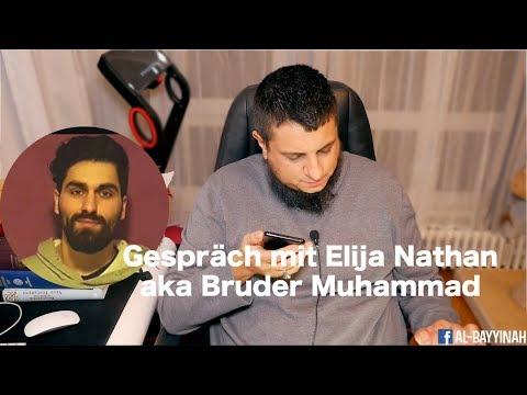 Elija Nathan Bruder Muhammad über seine KonvertierungIslamBibelChristian PrinceAmir Arabpour