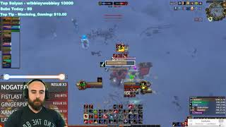 Bajheera - 435 iLvl Arms Warrior 24-KB AB Blizzard Ownage - WoW BFA 8.2 Warrior PvP
