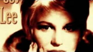 Watch Peggy Lee Hold Me video