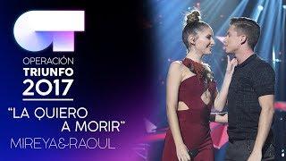 Смотреть клип Mireya Y Raoul - La Quiero A Morir