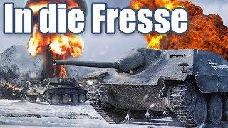 In die Fresse   World of Tanks