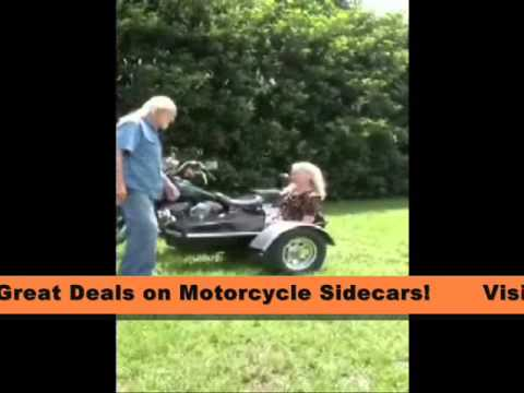 Brand New Motorcycle Sidecar Kits for Sale - Fits All Models