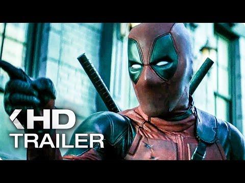 DEADPOOL 2 Teaser Trailer (2018)