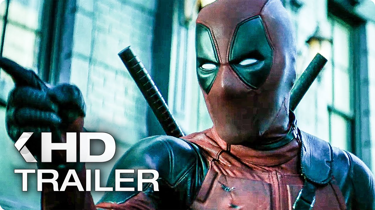 Deadpool 2 (2018) Khatrimaza – Full Movie Dual Audio Official Extended Trailer HD 720p