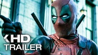 DEADPOOL 2 Teaser Trailer (2018)(Official