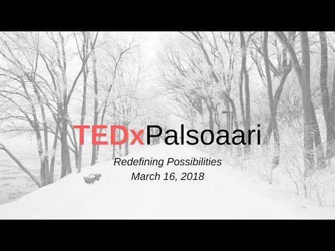 TEDx is coming to Palosaari