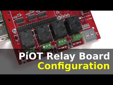 Using the Raspberry Pi to control AC electric power – TechNotes