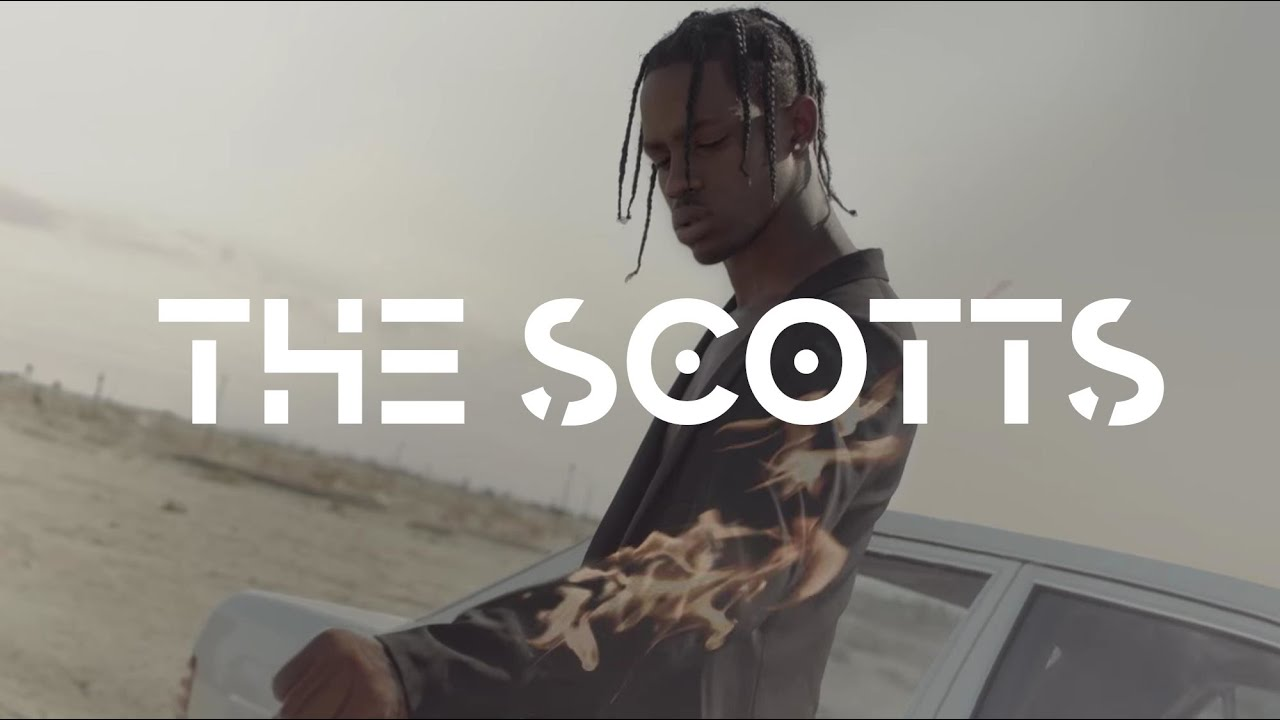 Travis Scott, Kid Cudi - THE SCOTTS [LYRICS]