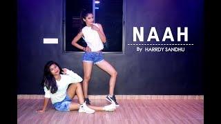 Naah | Harrdy Sandhu | Dance Choreography | SPARTANZzz Dance Academy