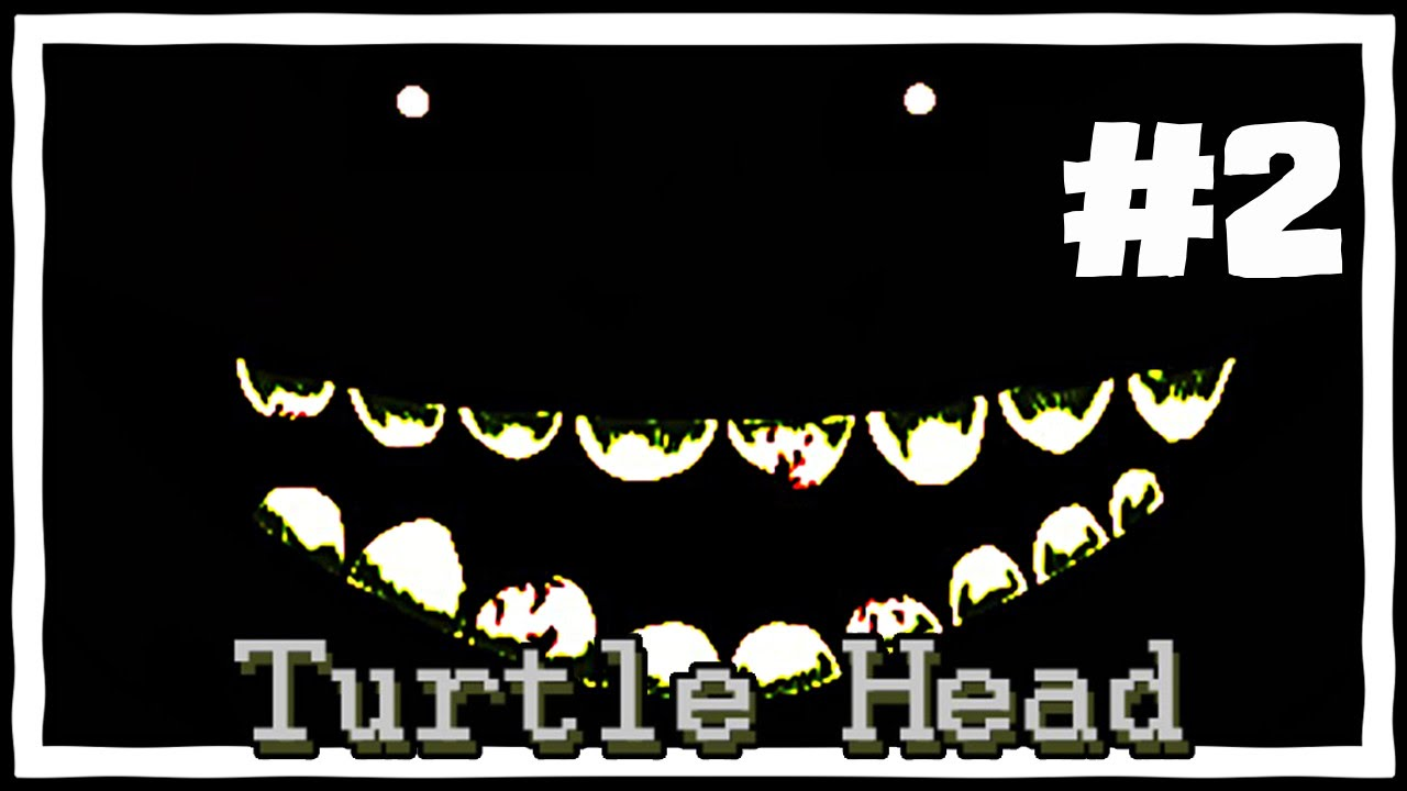 TURTLE HEAD RPG HORROR [Part 2] Gameplay Playthrough