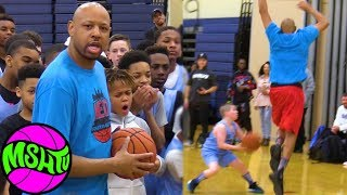 CRAZY Camp Director gets DESTROYED BY A 5th GRADER - NEO Youth Elite 2019