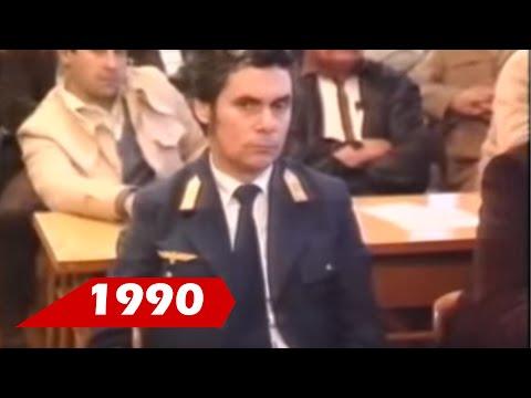 MSZP 1990. | Az MSZP nagygyűlése Kisújszálláson