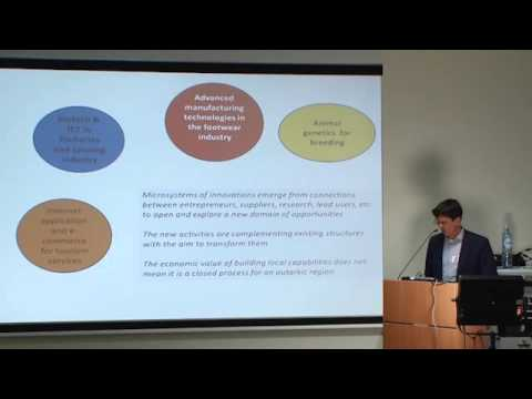 Smart specialisation strategies in the EU and their policy impact - Lecture by Prof. Dominique Foray