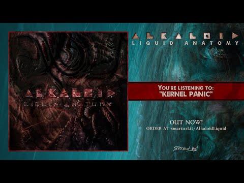 Alkaloid - Liquid Anatomy (2018) Full album