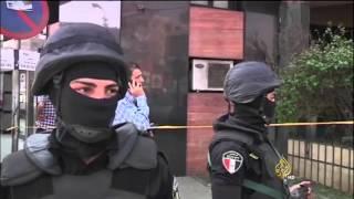 إجراءات أمنية مصرية مشددة قبل 25 يناير