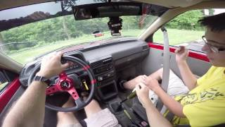 Driving a Modded Ford Festiva