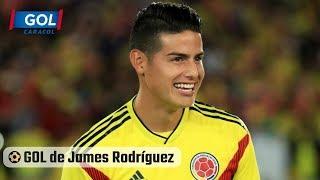 ⚽ Gol de James Rodríguez Colombia vs Estados Unidos - Partido preparatorio