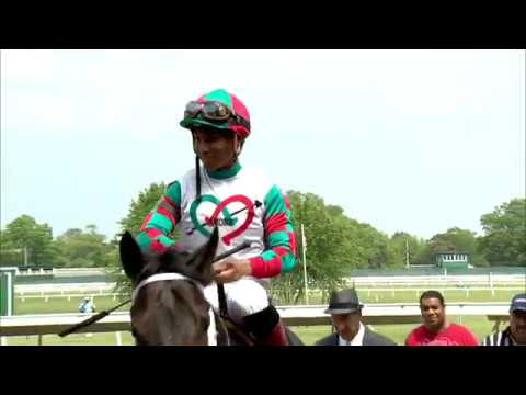 video thumbnail for MONMOUTH PARK 6-2-19 RACE 5