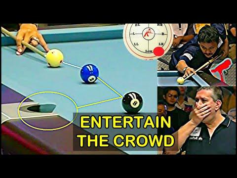 "Efren Reyes challenges ""The TORNADO"" Tony Drago | Expectation Vs Reality |"