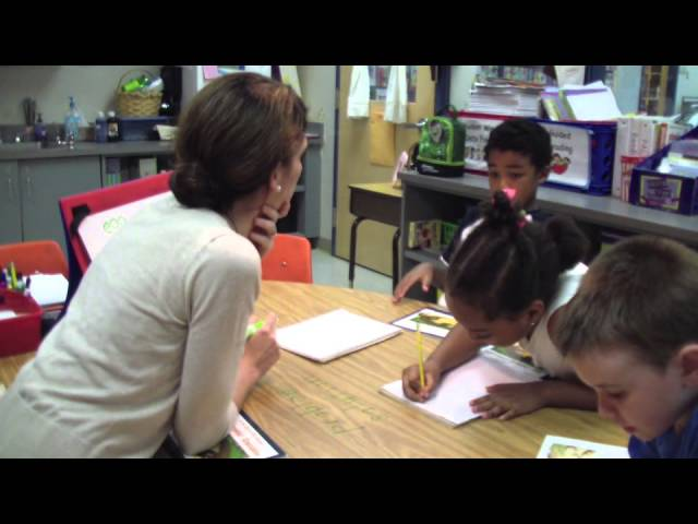 Mrs. Kardos' 1st Grade Guided Reading SAMPLE - YouTube
