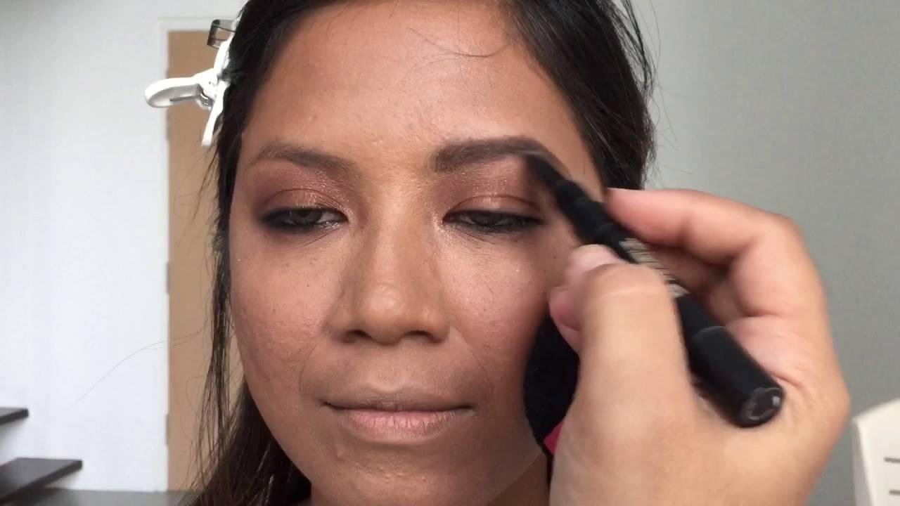 Tan Skin Makeup Tutorial Youtube