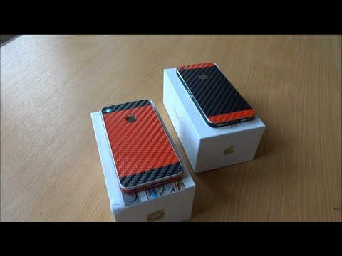 iphone 5 conversion kit for iphone 4s 4 youtube. Black Bedroom Furniture Sets. Home Design Ideas