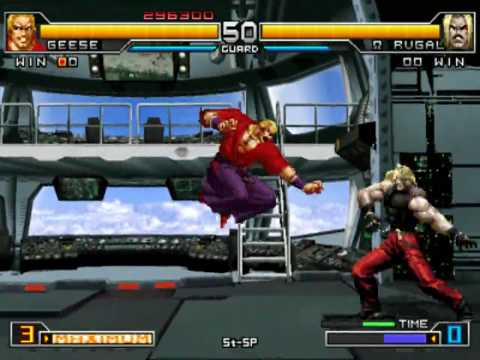 The King of Fighters 2002 - UM: Fucking Omega Rugal
