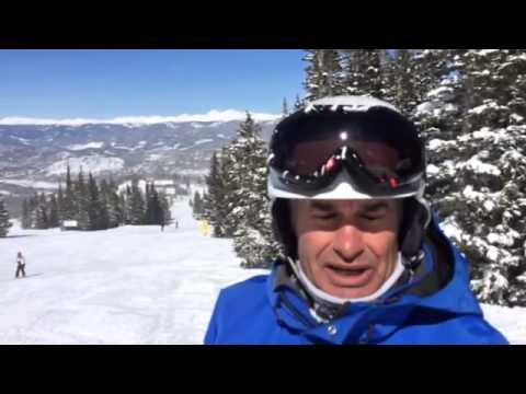 Family Traveller at Breckenridge ski resort, Colorado