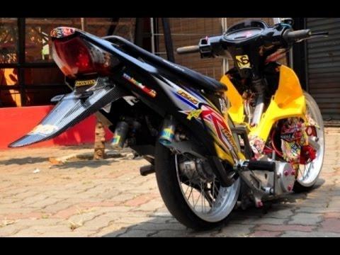 Motor Trend Modifikasi | Video Modifikasi Motor Honda Karisma Ceper Terbaru