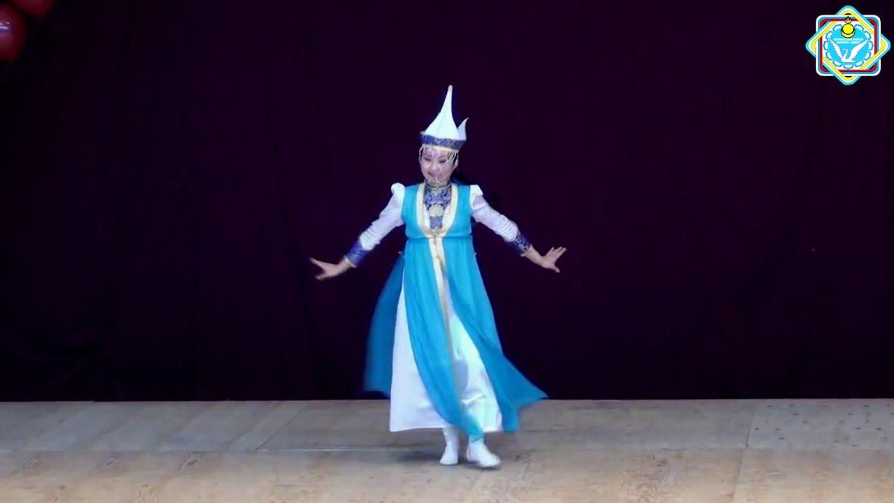 Монгольский танец - Мухоршибирская ЦРБ