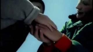 Pub MIXA crème mains avec Estelle Lefébure [ 1998 ]
