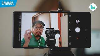 Samsung Galaxy Note 9 | Review de cámara en español