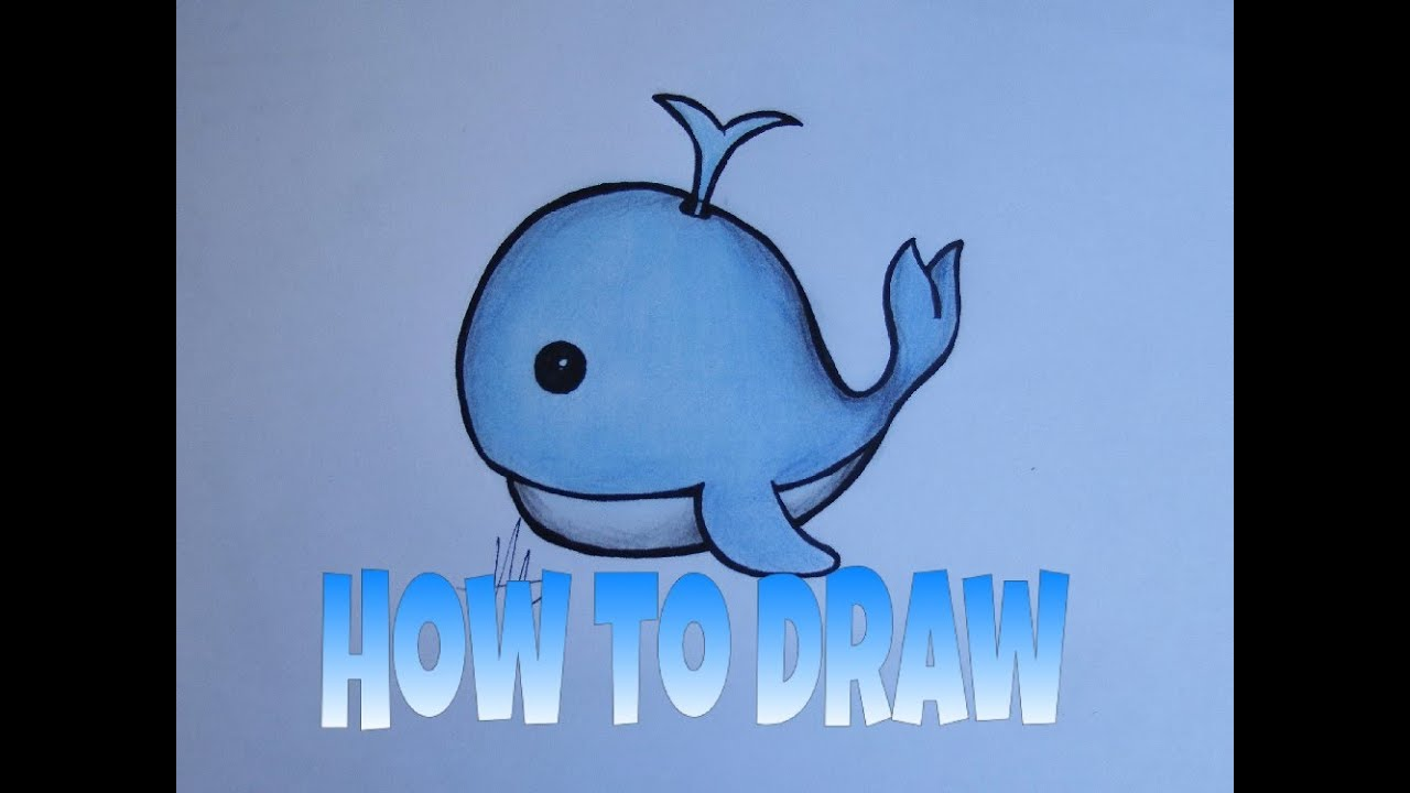 how to draw emojis whale youtube