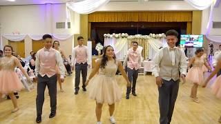 Jada Carrillo Quinceanera Waltz & Surprise Dance