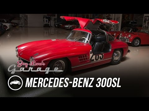1955 Mercedes-Benz 300SL Gullwing Coupe – Ultimate Edition - Jay Leno's Garage