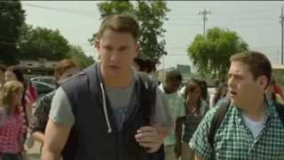 21 Jump Street (3/10) Best Movie Quote - Two Strapping It (2012)