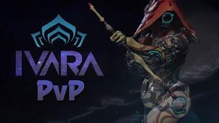 Ivara in Warframe PvP!