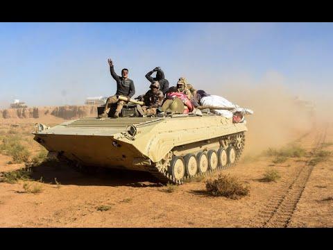 الجيش العراقي يطهّر قرى غرب ديالى  - نشر قبل 2 ساعة