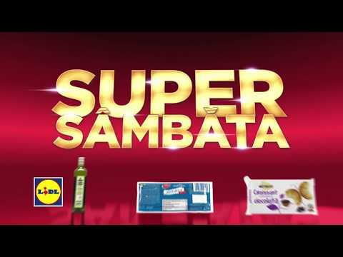 Super Sambata la Lidl • 16 Februarie 2019