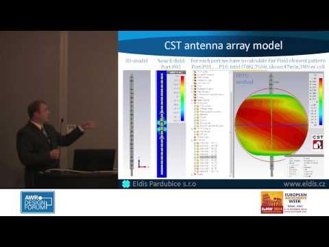 Simulation of Phased Array Antennas
