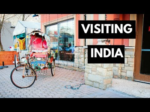 Little India In Canada - Vlog