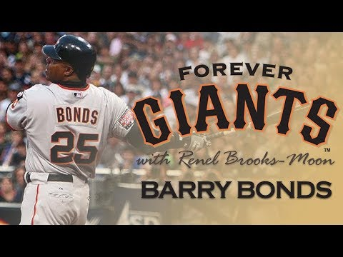 Forever Giants: Barry Bonds